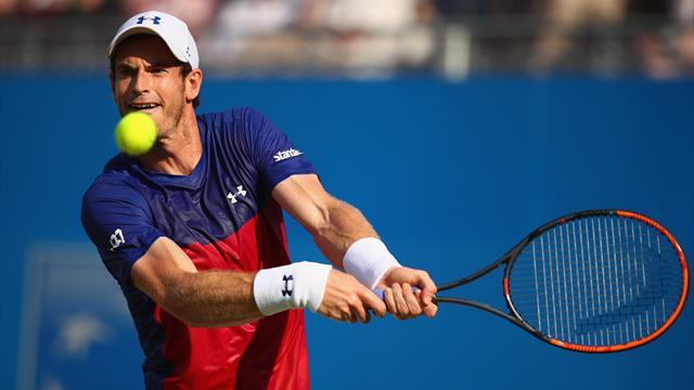 Sensation au Queen's : Murray prend la porte à son tour !