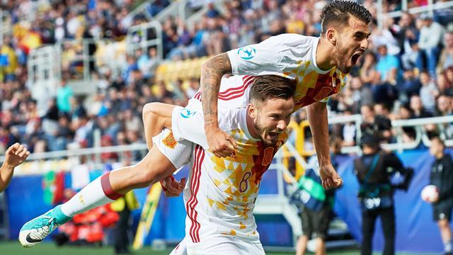 Real Madrid: golazo de Marco Asensio con la Sub 21 de España