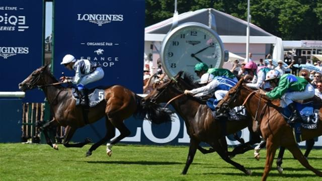 Longines Prix de Diane: Senga se corona en Chantilly