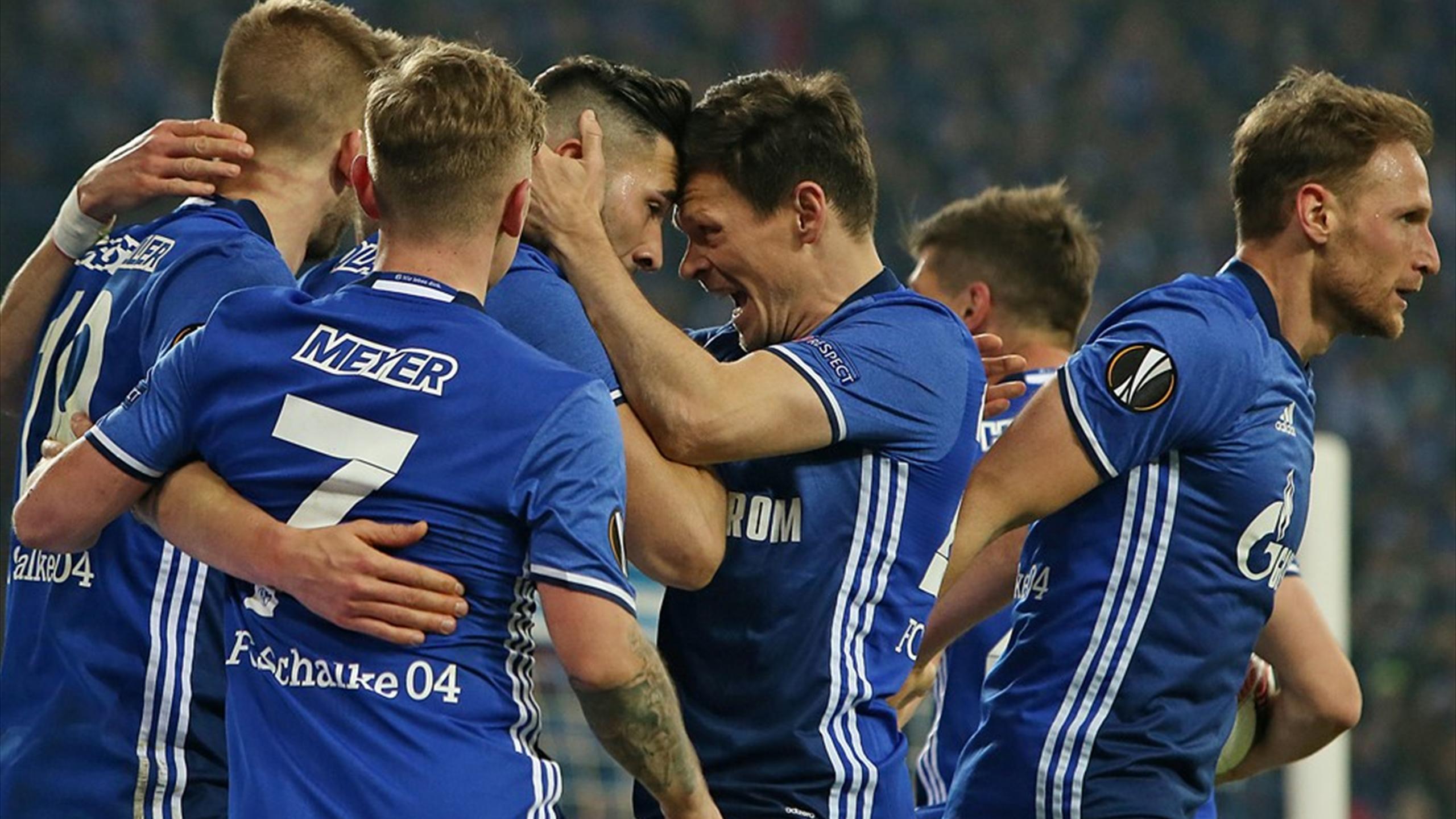 Bundesliga Ergebnisse Schalke
