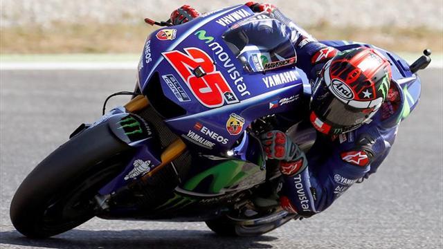 Rossi volvió a la victoria y respira en el campeonato — MotoGP
