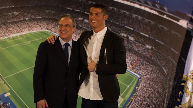 Tout compte fait, Ronaldo pourrait bien rester à Madrid