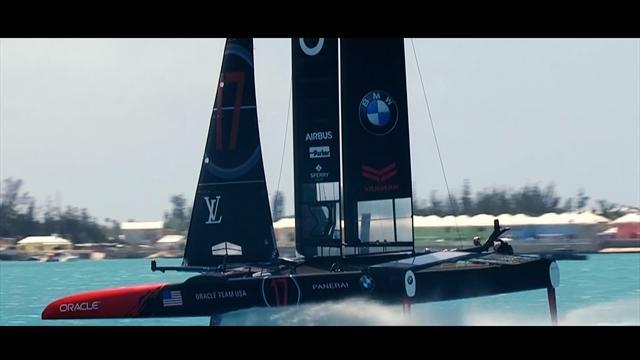 America's Cup III: Talent, Technik und Timing - der harte Weg zum Triumph