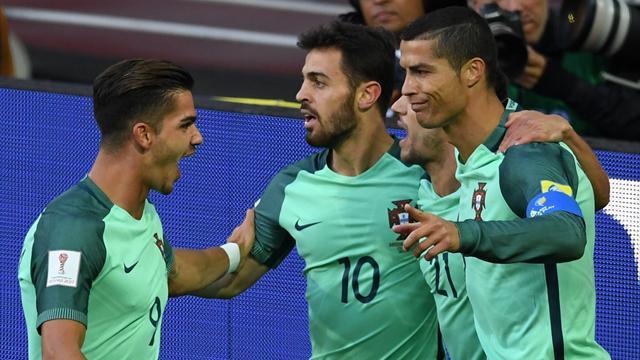 Ronaldo et le Portugal gâchent la fête