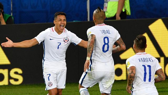 Allemagne-Chili: déjà une petite finale