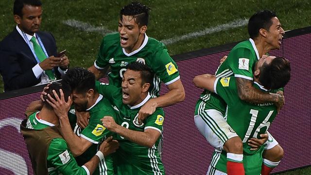 C'était chaud, mais le Mexique a fait l'essentiel