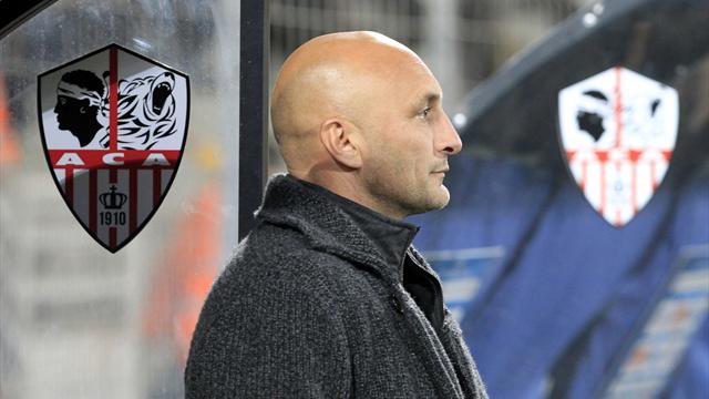 La DNCG a frappé : l'AC Ajaccio est rétrogradé en National !