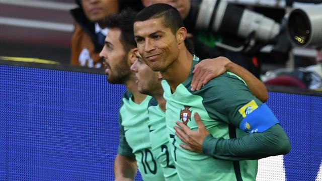 En directo: Portugal busca una goleada ante Nueva Zelanda para ser líder de grupo