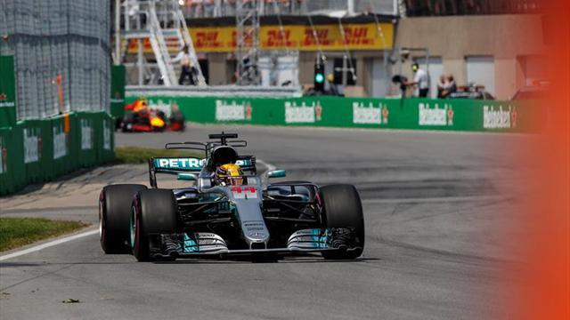 Lewis Hamilton saldrá primero en Azerbaiyán