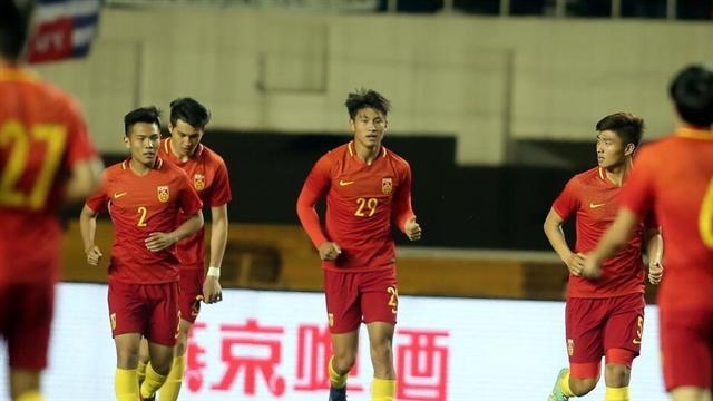 Молодёжная сборная Китая выступит врегиональной лиге Германии