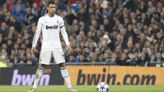 Роналду вернется на поле только к Суперкубку с «Барселоной»