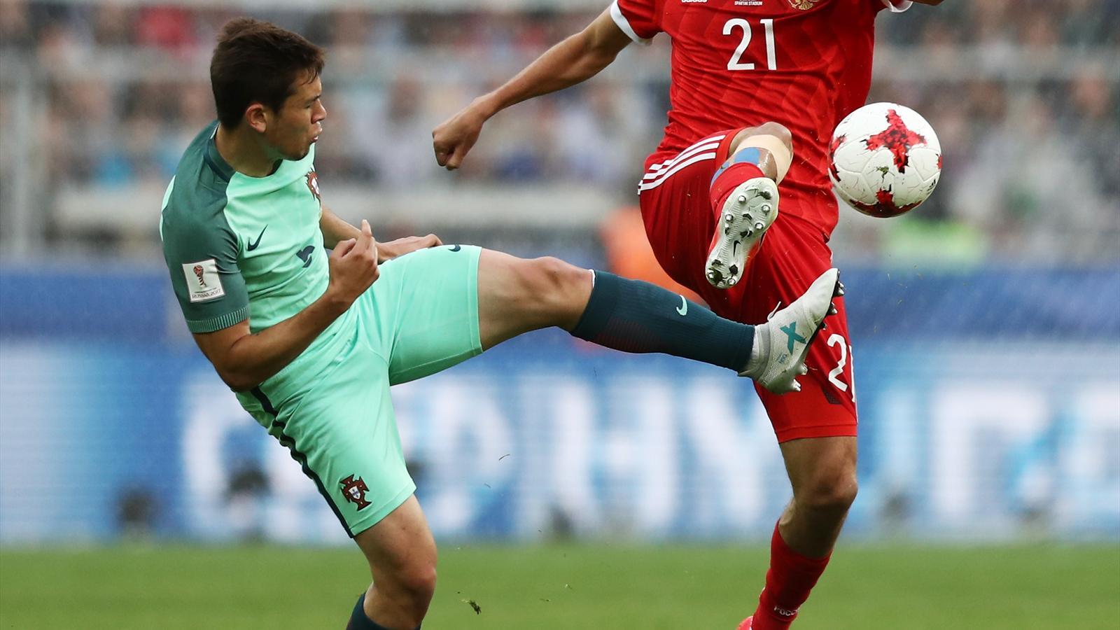 Portugal forfait guerreiro jouait depuis trois mois avec la jambe fractur e coupe des - Palmares coupe des confederations ...