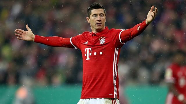 Déçu par le Bayern, Lewandowski n'aurait qu'une envie : rejoindre le Real Madrid