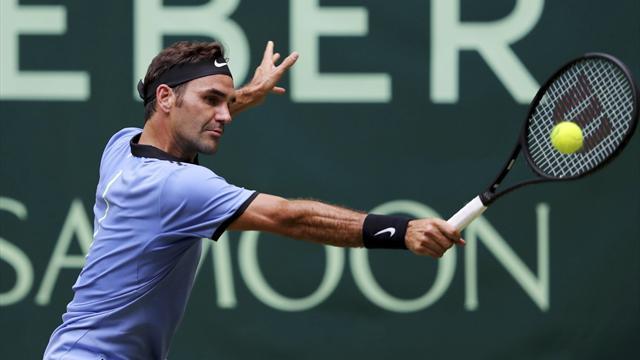 ATP Halle, Roger Federer-Mischa Zverev: Mínimos detalles 7-6(4) y 6-4