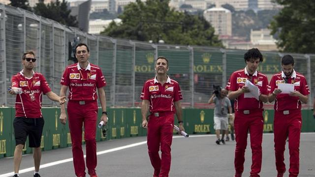 Lo que hizo Hamilton en la pista no estuvo bien — Sebastian Vettel