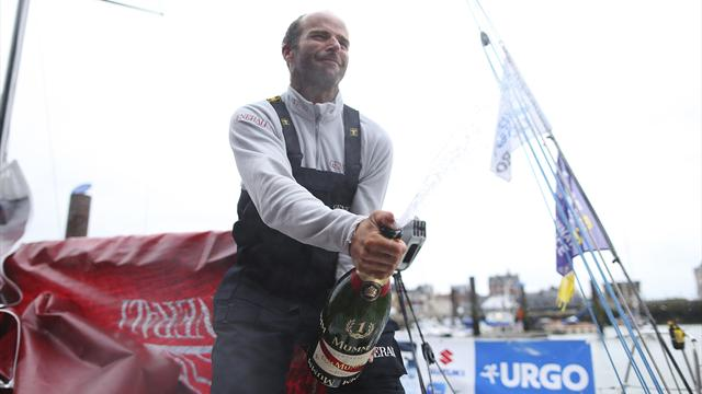 Lunven s'offre une deuxième Solitaire du Figaro