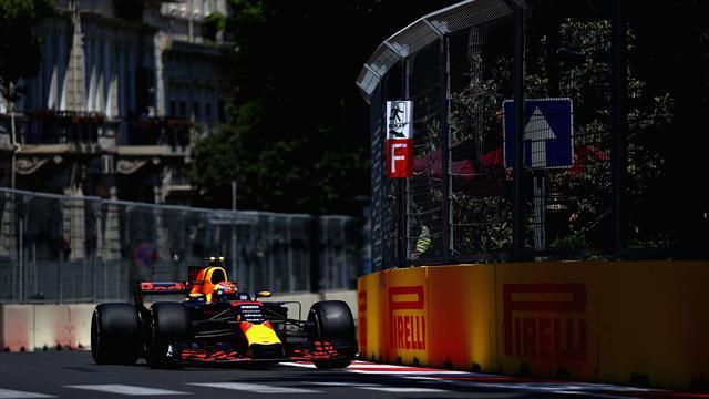 Libres 1 : Verstappen et Red Bull montrent les muscles, Vettel et Hamilton cachent leur jeu