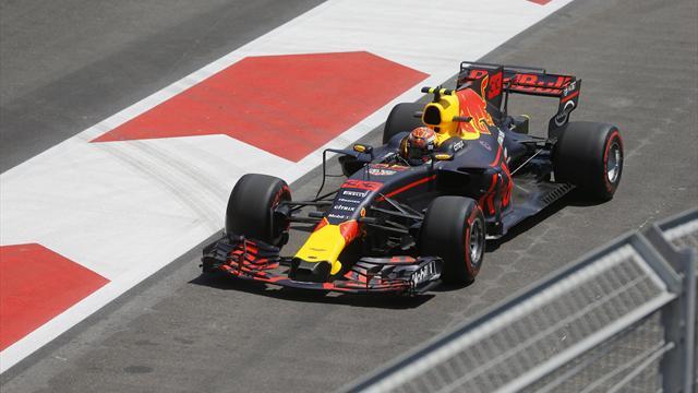 Red Bull'dan Azerbaycan'a hızlı başlangıç