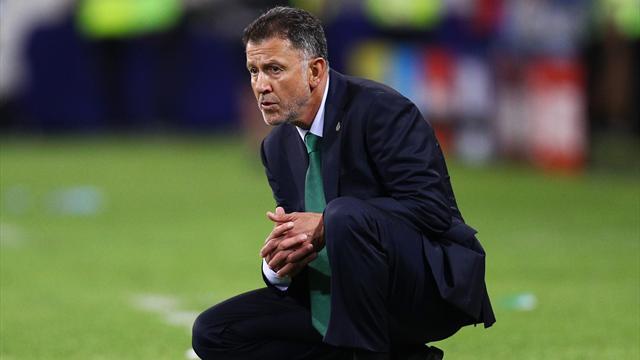Osorio : «Une chance unique pour le foot mexicain»