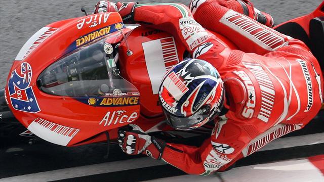 Stoner To Return To Ducati Test Duties In Malaysia
