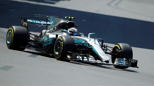 Valtteri Bottas tops final Azerbaijan practice, Sebastian ...