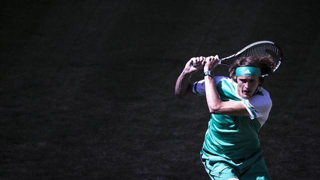ATP Halle: Federer und Zverev live im TV, Eurosport Player und Livestream bei Eurosport
