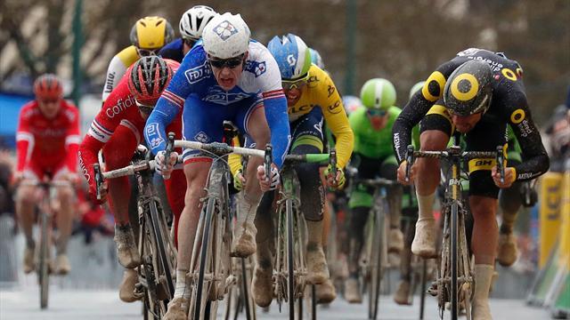 Arnaud Démare (FDJ) sacré sur la course en ligne