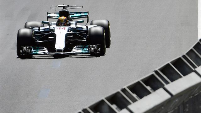 Hamilton'dan Senna'yı geride bırakan pole pozisyonu