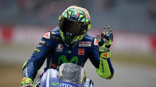 Rossi 385 gün sonra zirvede