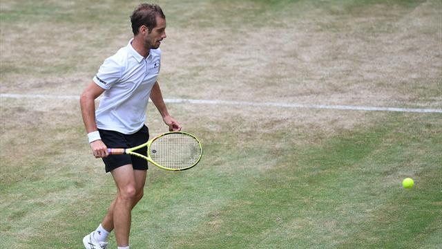 Gasquet laisse à Zverev l'occasion de défier Federer