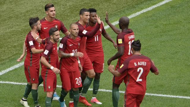 Portugal make semis as Ronaldo nets 75th international goal