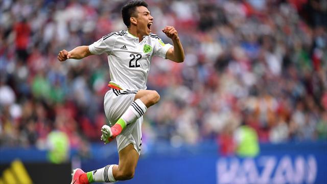 Le Mexique sort la Russie, le Portugal s'offre la première place