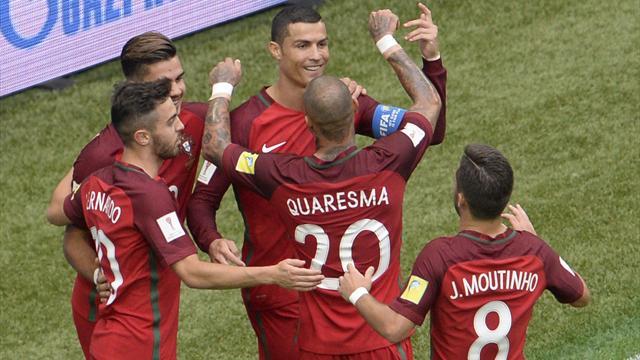 Cristiano Ronaldo confident for Confederations Cup final