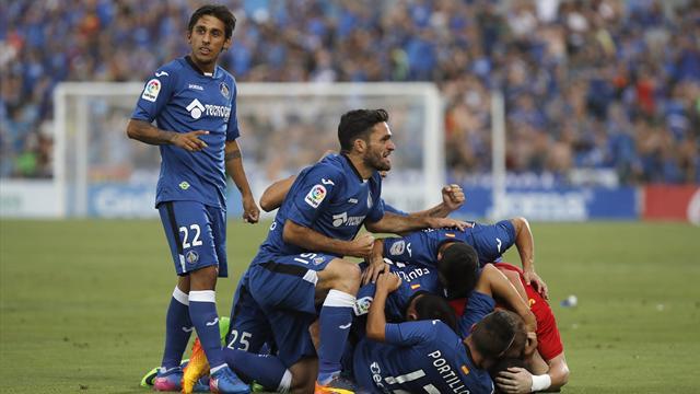 El Getafe remonta la eliminatoria ante el Tenerife y ya es equipo de Primera División (3-1)