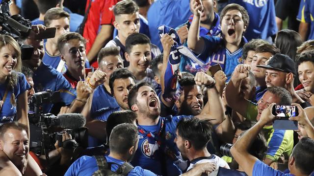 Playoff de ascenso, Getafe-Tenerife: Están de vuelta (3-1, global 3-2)