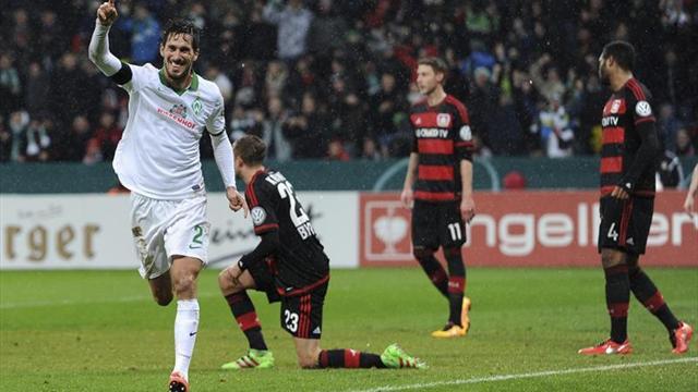 Toluca dio bienvenida a su refuerzo traído del Werder Bremen