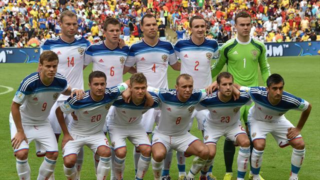 The Mail on Sunday: ФИФА подозревает всех 23 игроков сборной России с ЧМ-2014 в допинге