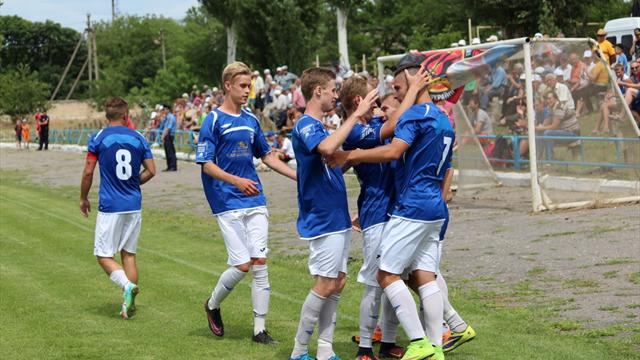 Крымская «Таврия» заявилась во второй украинский дивизион