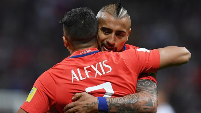 """Vidal : """"On ne peut pas toujours offrir du beau jeu"""""""