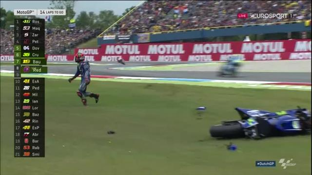 Moto: Valentino Rossi remporte le GP des Pays-Bas