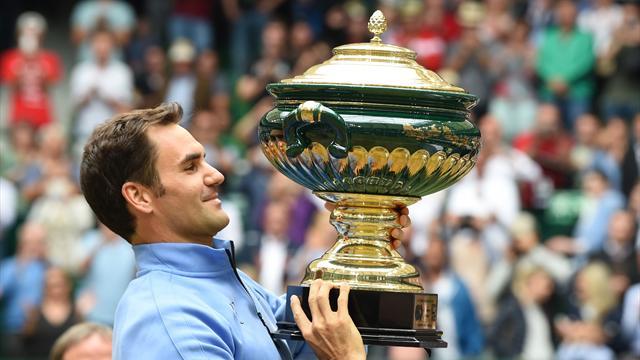 """Federer se dit """"en forme pour Wimbledon"""" ? C'est bien plus que ça"""