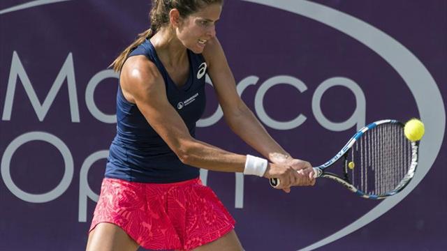 Sevastova obtiene su revancha el Mallorca Open