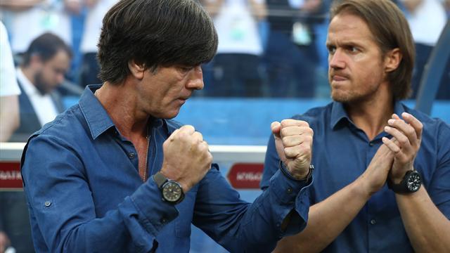 Joachim Low celebrates 100th win as Germany boss
