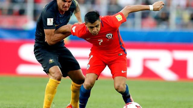Alemania vs México Semifinales Copa Confederaciones Rusia 2017 — HORARIO