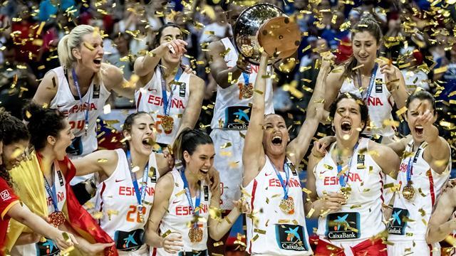Eurobasket 2017, España-Francia: Campeonas de Europa por tercera vez (71-55)