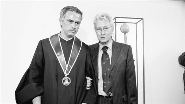 Le père de José Mourinho s'est éteint