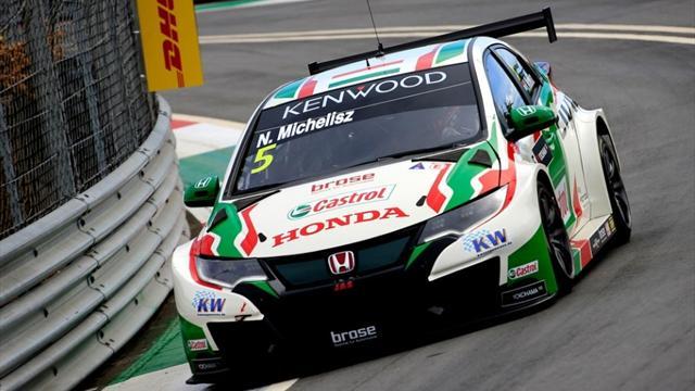 WTCC: Honda-Doppelsieg im Hauptrennen