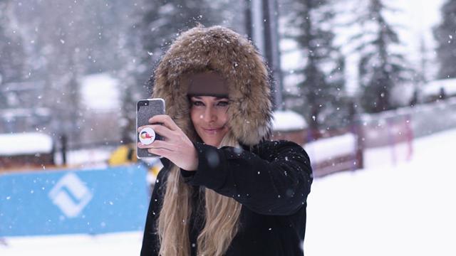 Lindsey Vonn on the importance of social media