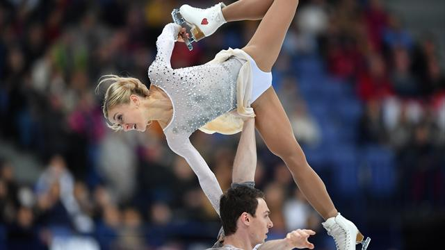 Eiskunstlauf: Nebelhorn-Trophy mit Savchenko/Massot