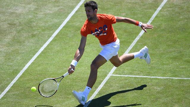 Djokovic et la politique des petits pas